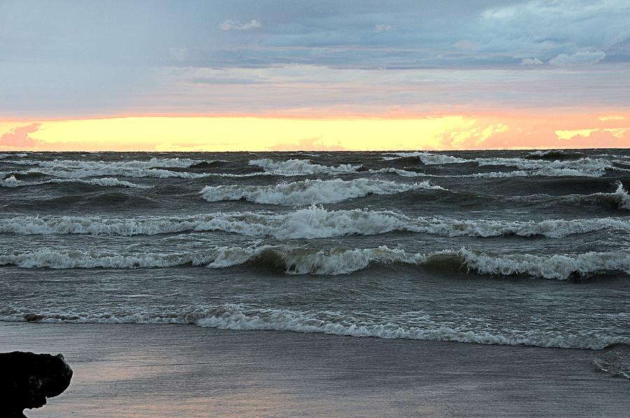 Bradstreet Waves Photograph