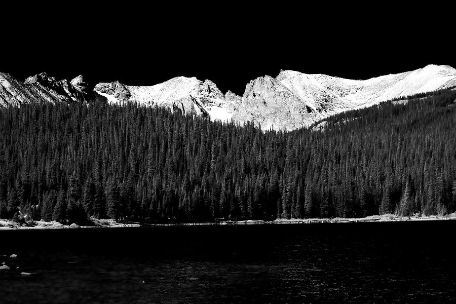 Brainard Lake - Indian Peaks Photograph