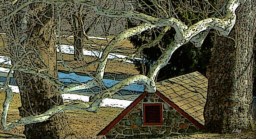 Brandywine Springhouse Photograph