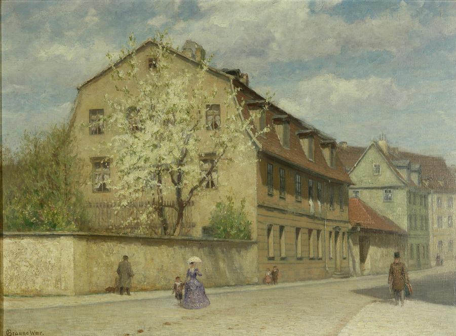 Braune Weimar Painting
