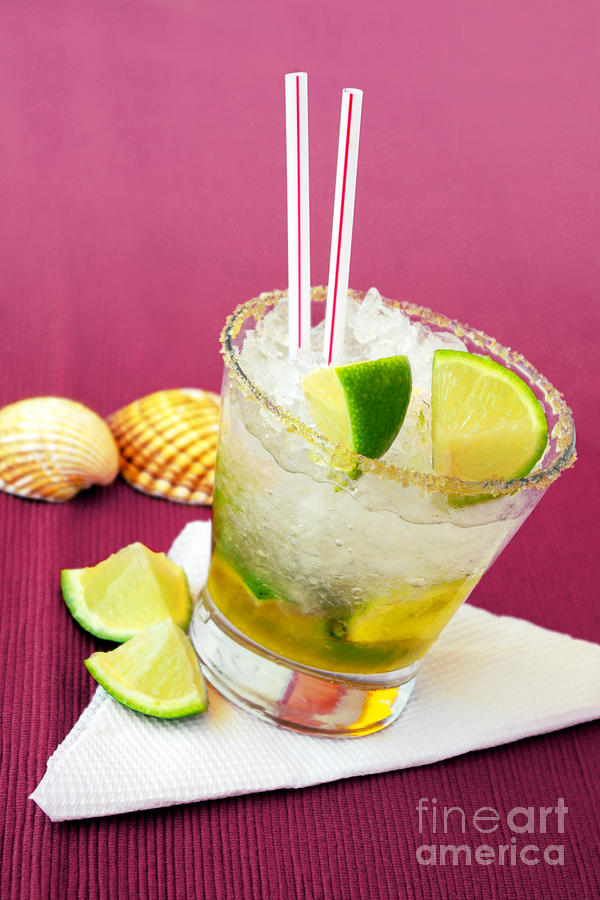 Brazilian Cocktail Photograph