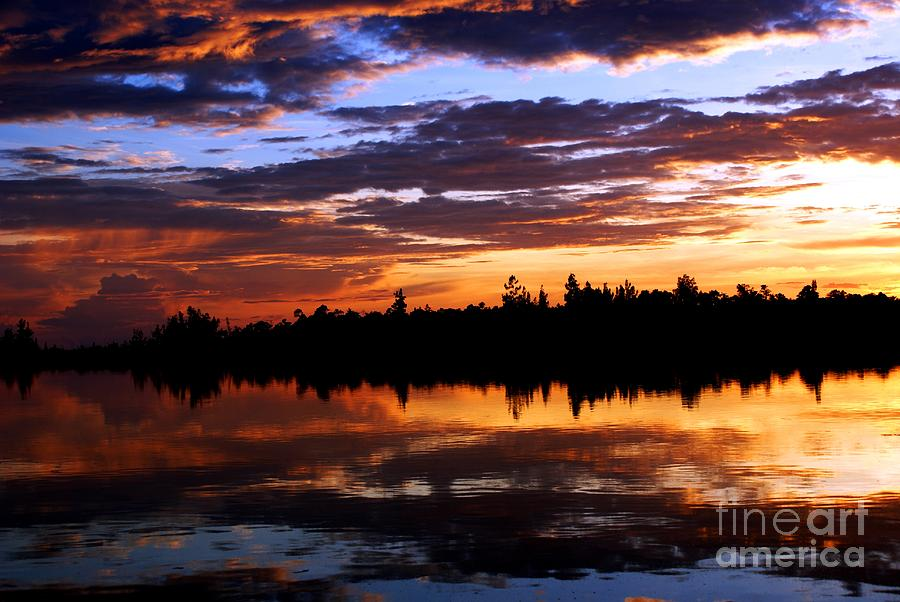 Breathtaking Sunset Photograph  - Breathtaking Sunset Fine Art Print