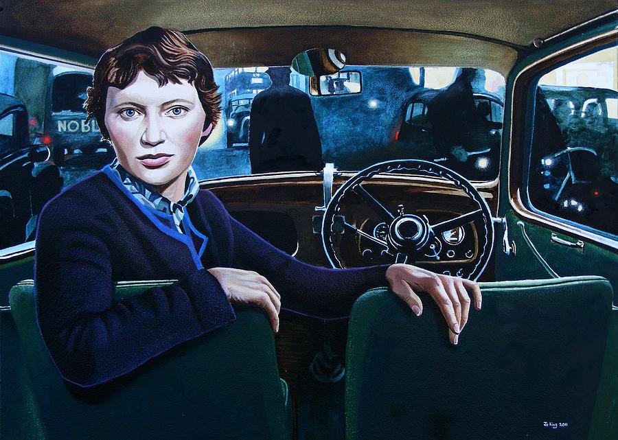 Brenda King Painting