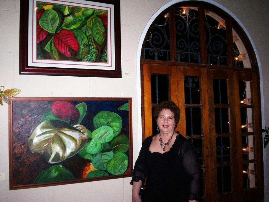 Brenda Rossy Painting