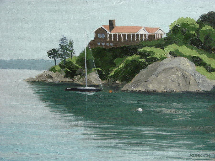 Brenton Cove Painting