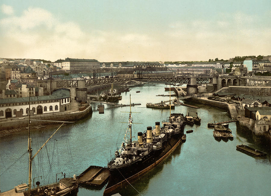 Brest France  city pictures gallery : Brest France is a photograph by International Images which was ...