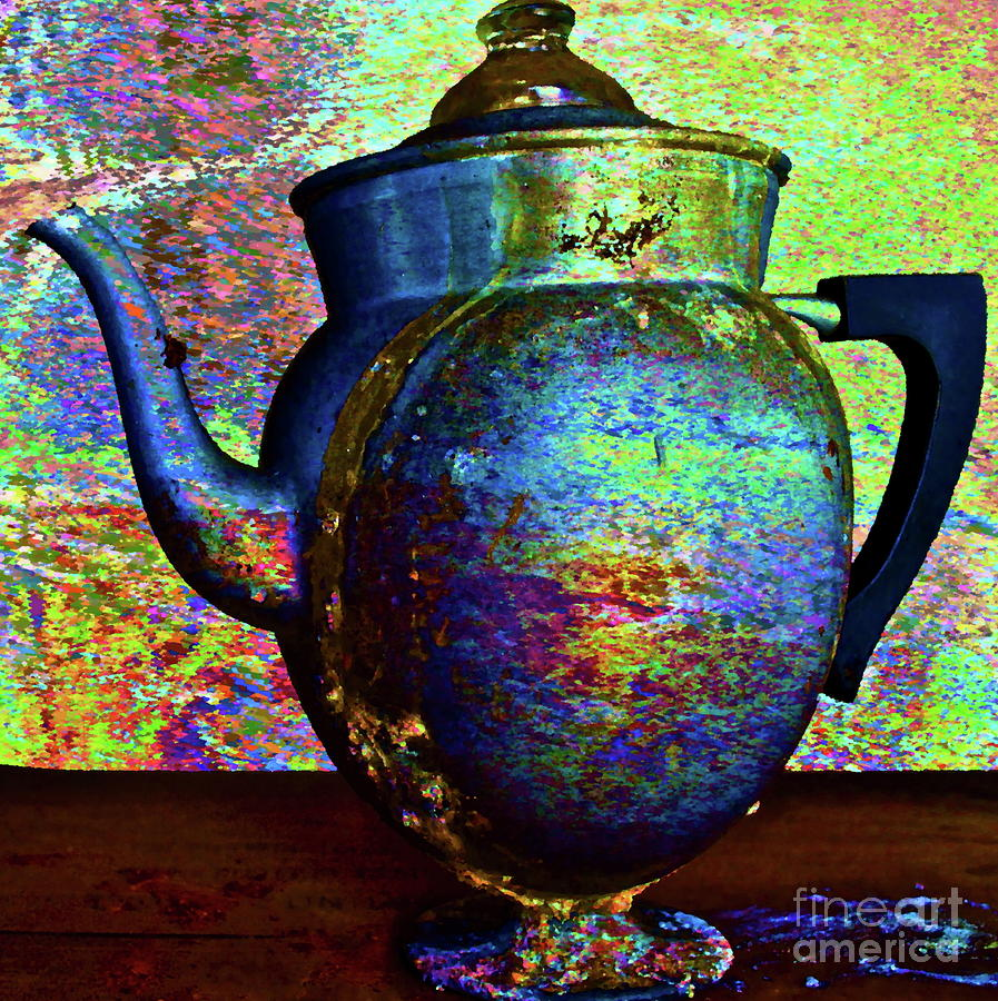 Brewing Nostalgia Photograph  - Brewing Nostalgia Fine Art Print