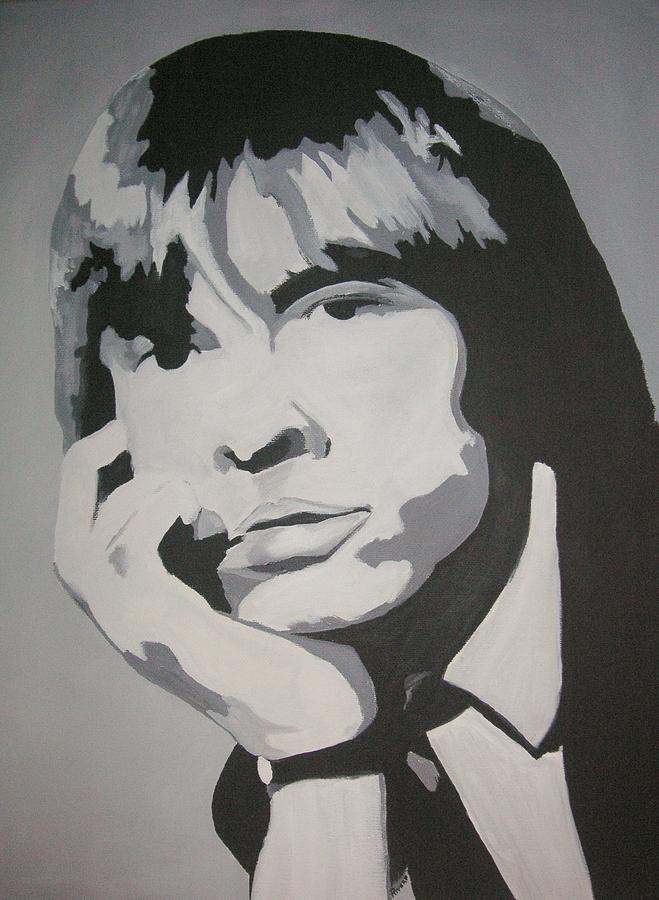 Brian Jones Painting  - Brian Jones Fine Art Print