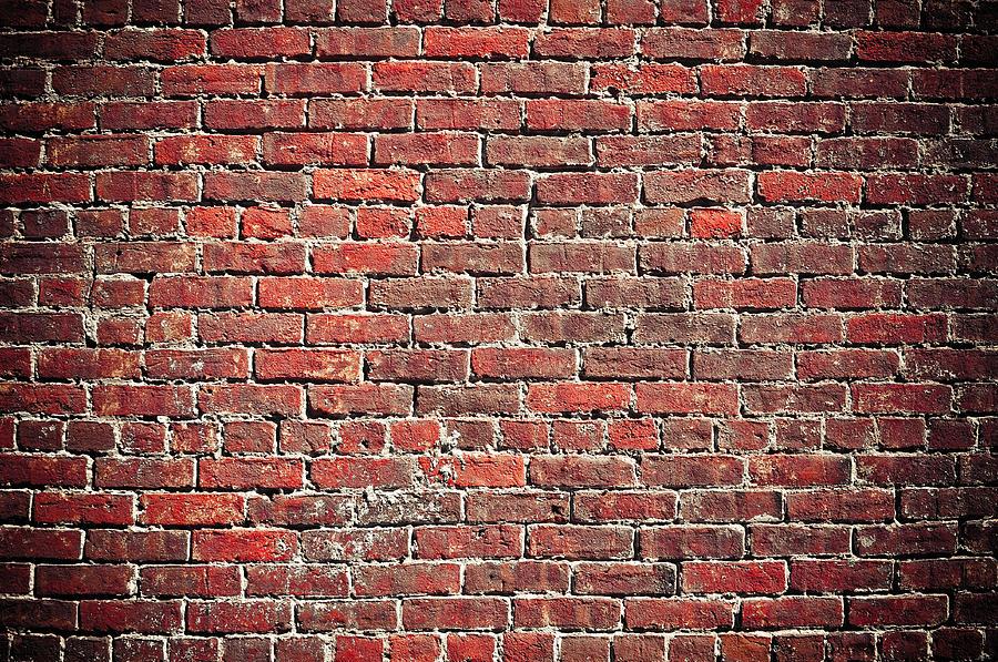 Wall Art For Brick : Brick wall art old
