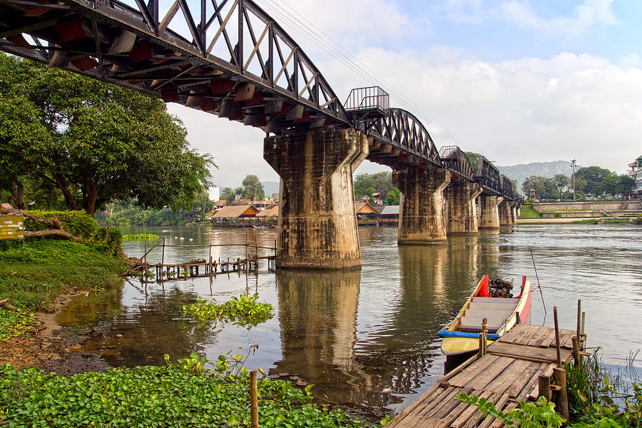 Bridge On The River Kwai Photograph by Artur Bogacki