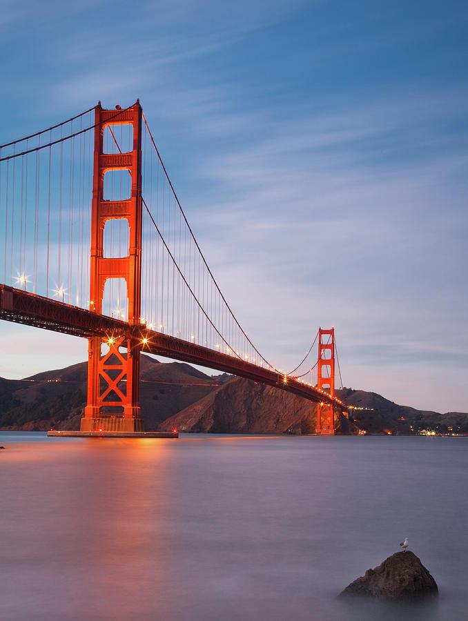 Bridge Over Milky Bay Photograph