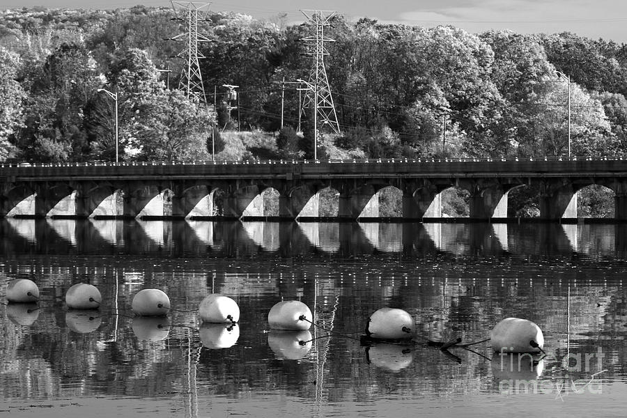 Bridge Reflection Photograph