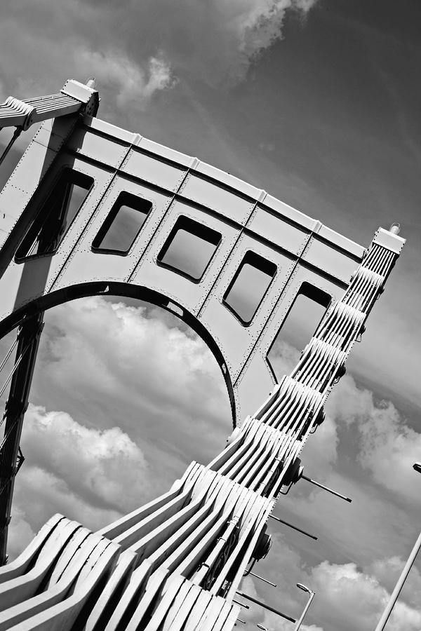 Bridge Top Pittsburgh Pa Photograph  - Bridge Top Pittsburgh Pa Fine Art Print