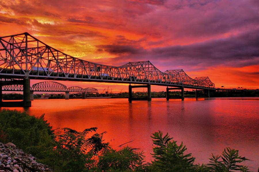 Bridges At Sunrise Photograph