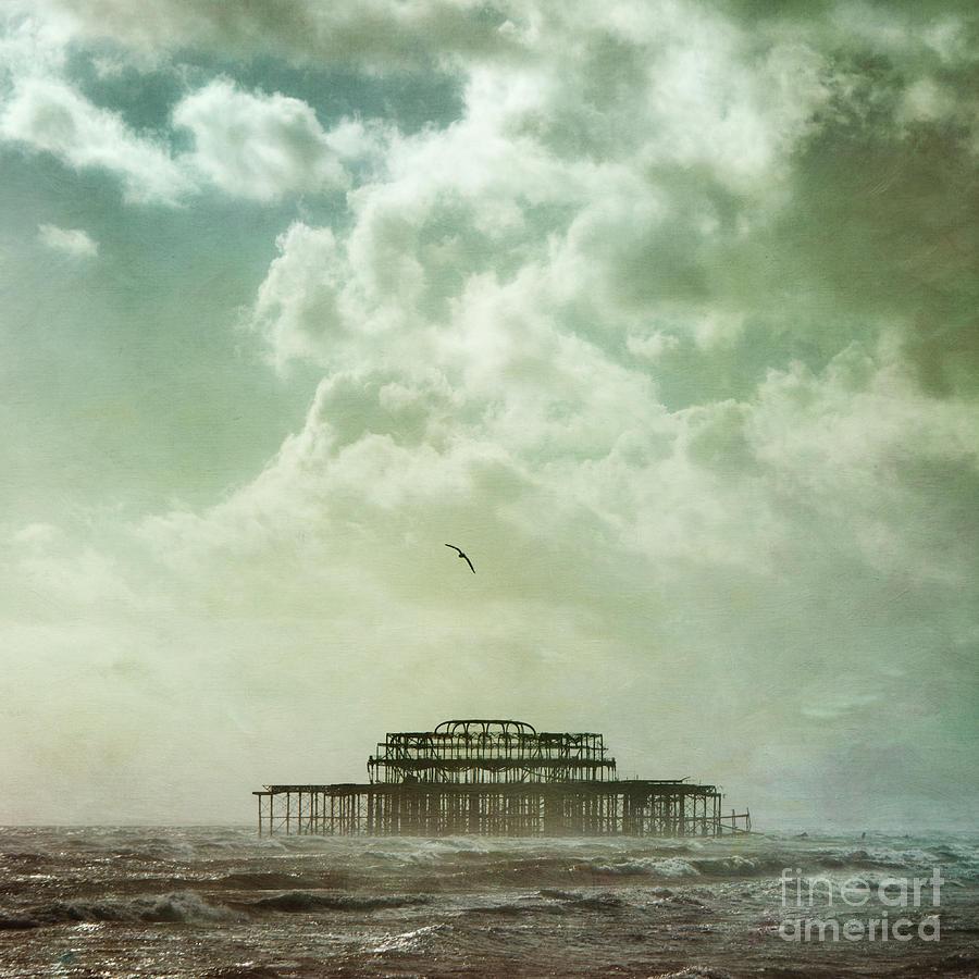 Brighton Seascape Photograph