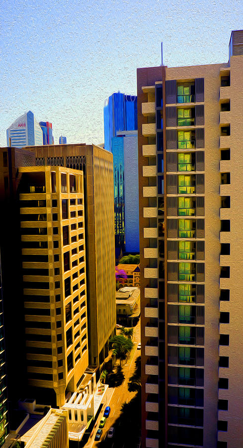 Brisbane 25th Floor 03 Digital Art