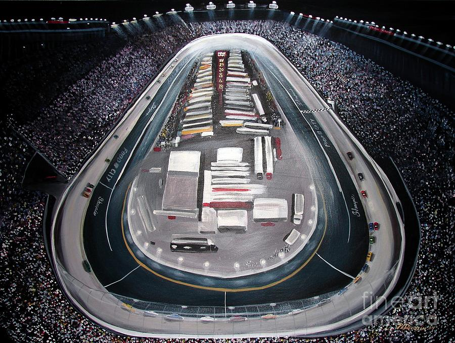Bristol Motor Speedway Racing The Way It Ought To Be By