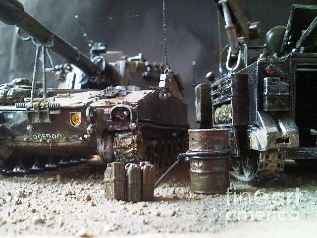 British Army Sculpture