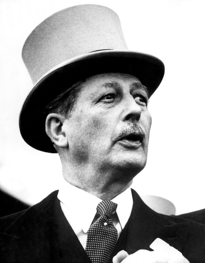 British Prime Minister Harold Photograph