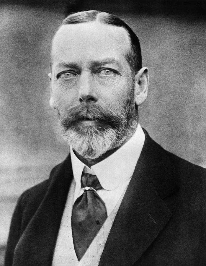 British Royalty. King George V Photograph  - British Royalty. King George V Fine Art Print