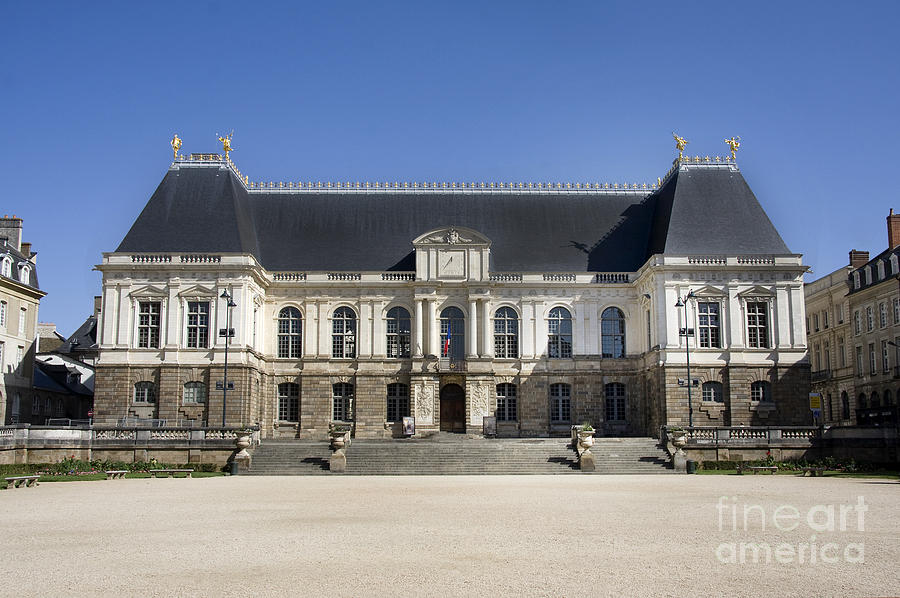 Brittany Parliament Photograph