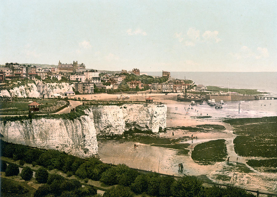 Broadstairs - England by International Images: fineartamerica.com/featured/broadstairs--england-international...