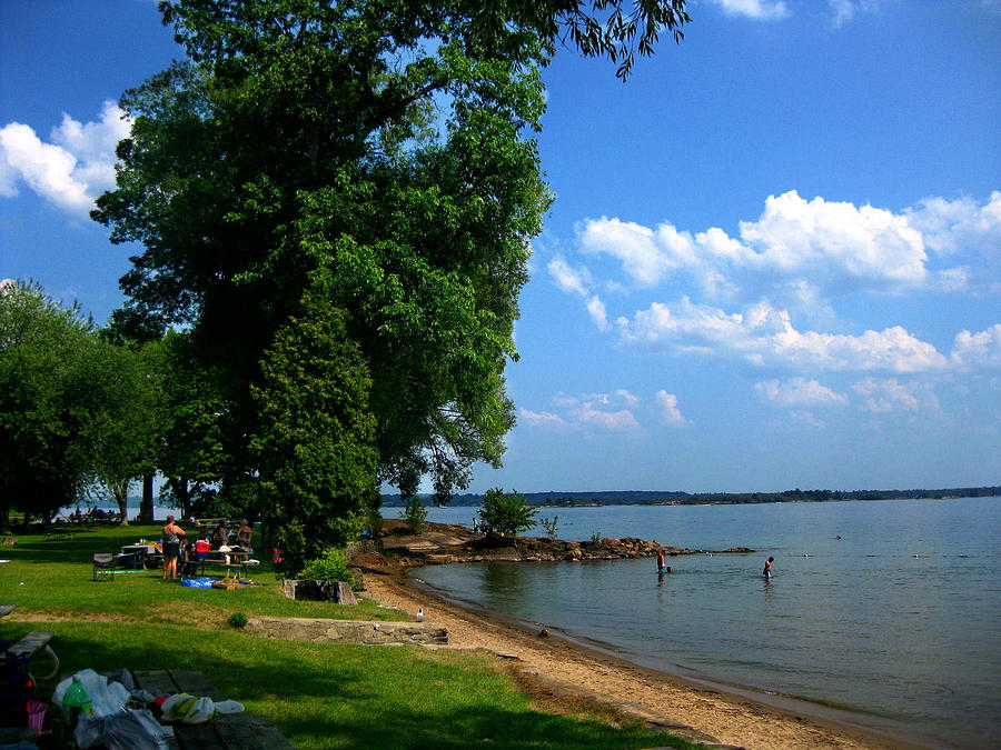 Brockville Beach Dream Photograph  - Brockville Beach Dream Fine Art Print