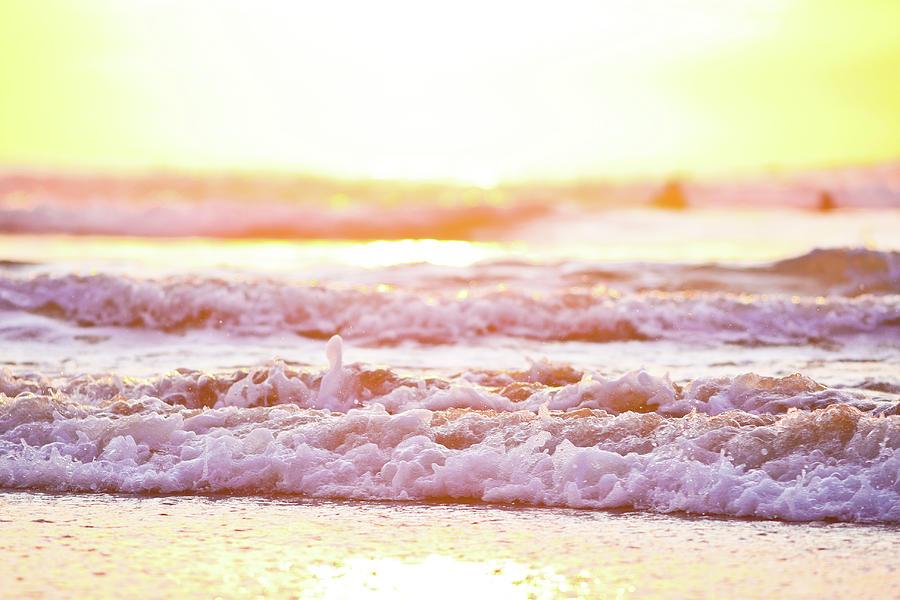 Broken Waves Photograph