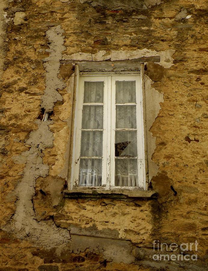 Broken Window Photograph
