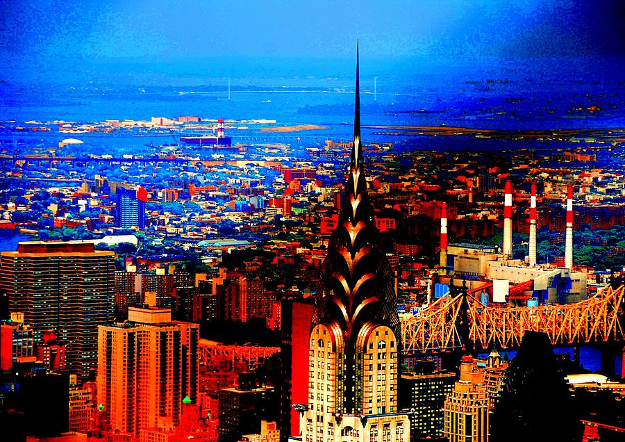 Brooklyn Bridge Photograph