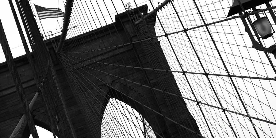 Brooklyn Lines Pyrography