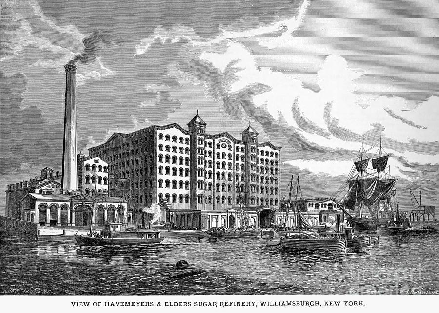 Brooklyn: Sugar Refinery Photograph