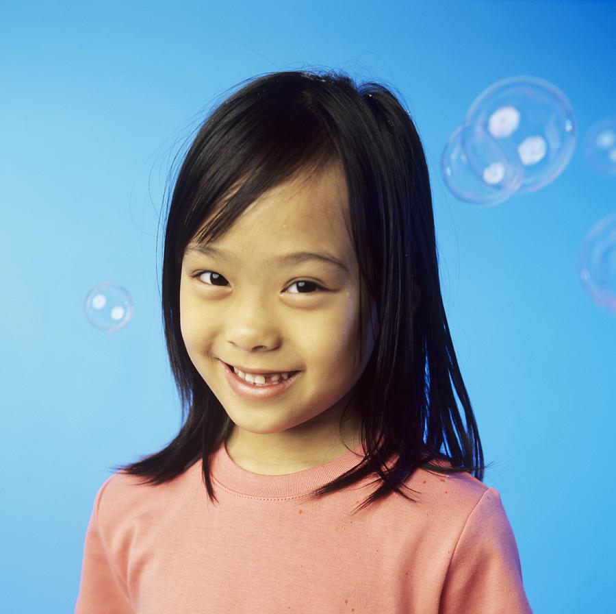 Bubbles Photograph