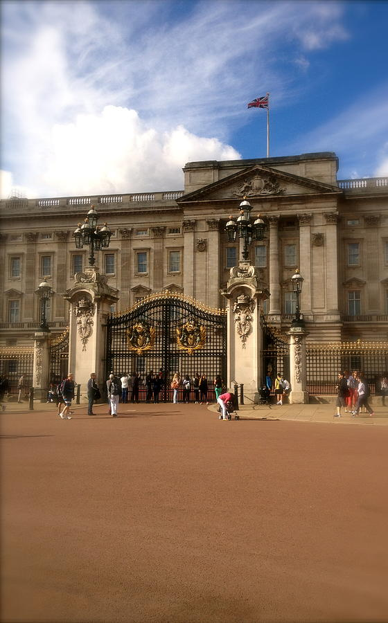 Buckingham Palace Photograph