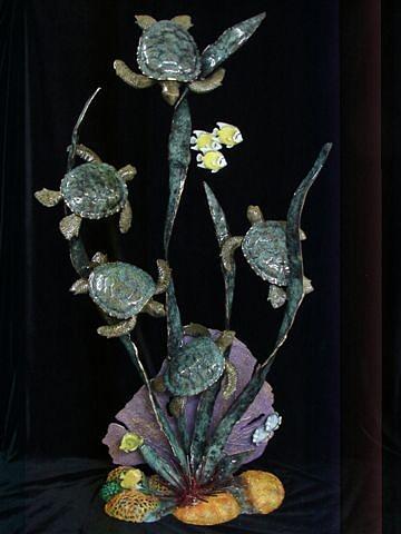 Bucks Reef  Sculpture