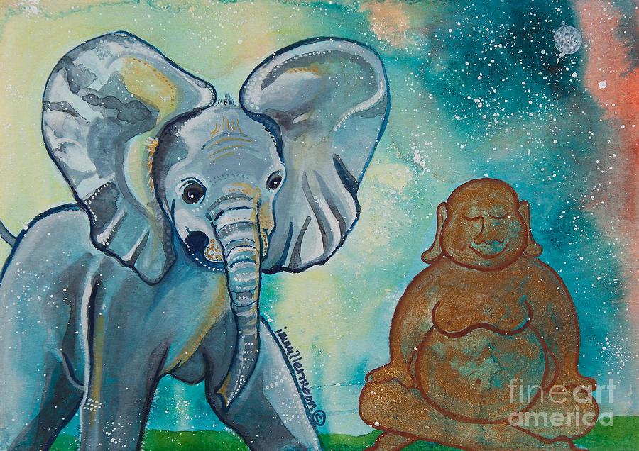 buddha elephant wallpaper art - photo #8
