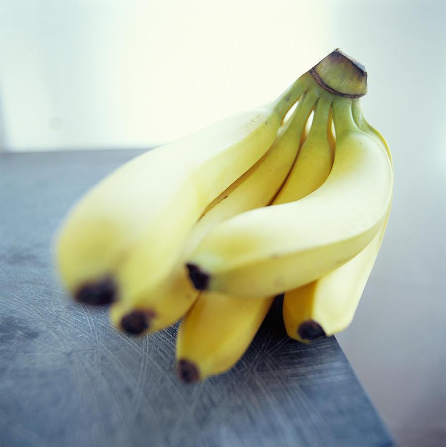 Bunch Of Bananas Photograph