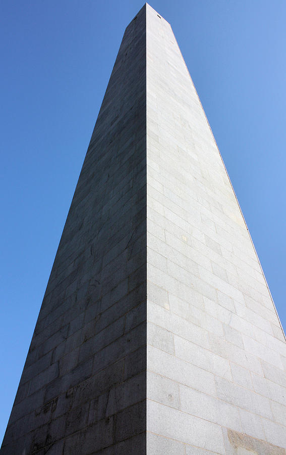 Bunker Hill Monument Photograph