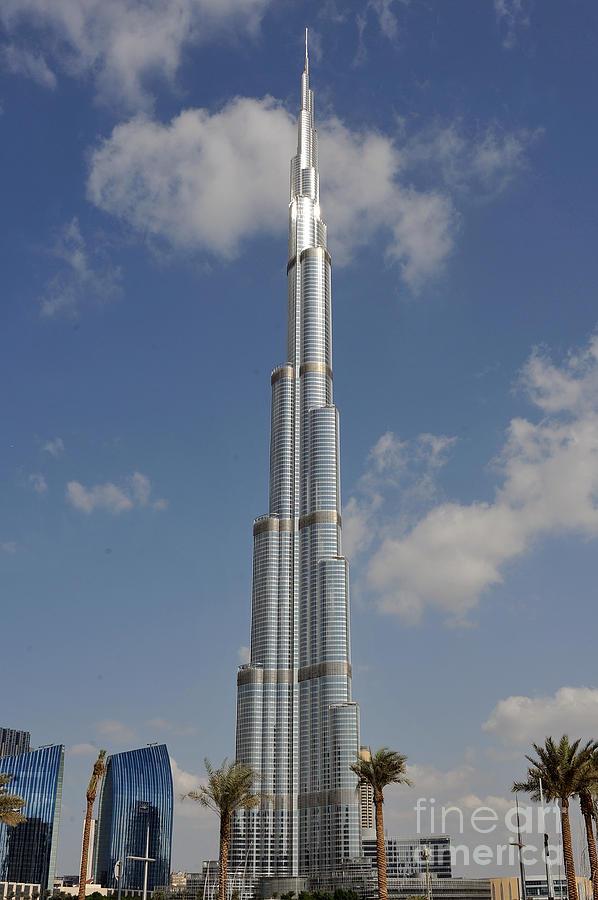 Dubai Photograph - Burj Khalifa 2 by Graham Taylor