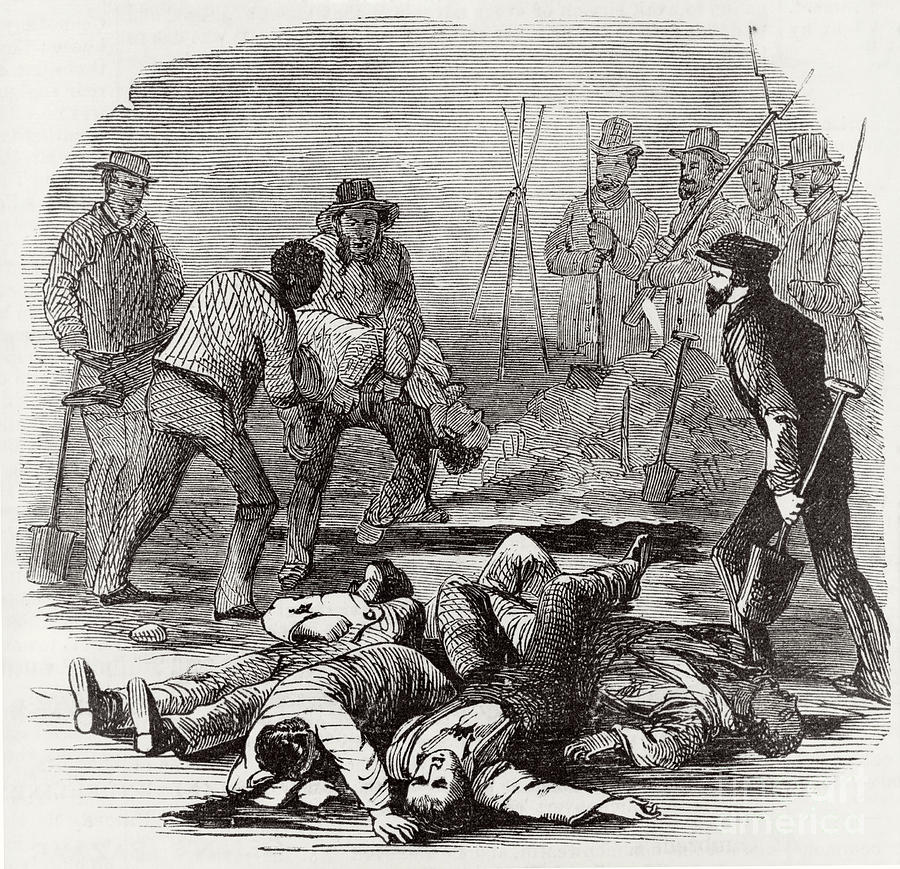 Burying The Dead After John Browns Photograph