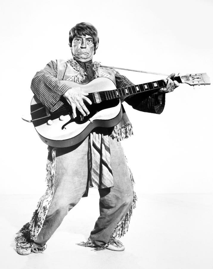 Buster Keaton, 1964 Photograph