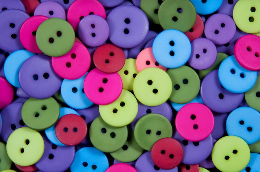 Buttons Photograph