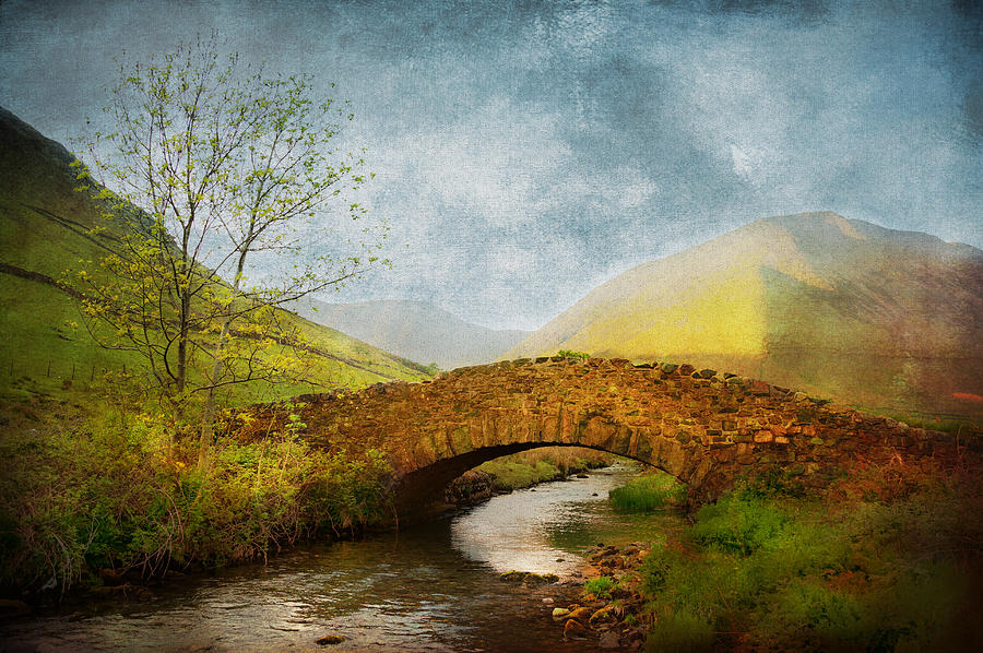 By The River Photograph  - By The River Fine Art Print