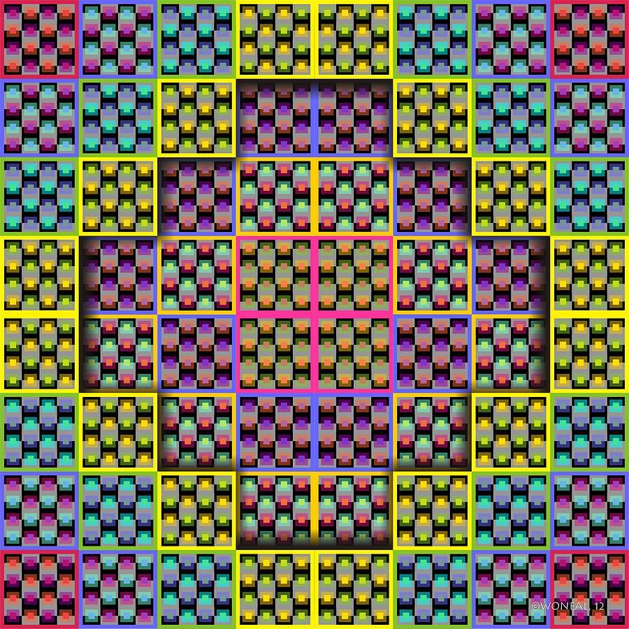 Byzantium 1 Digital Art