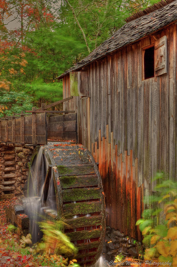 Cable Mill II Photograph  - Cable Mill II Fine Art Print