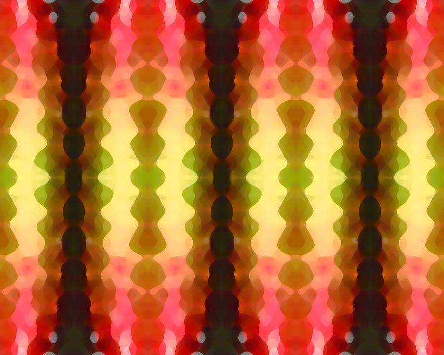Cactus Vibrations 1 Digital Art