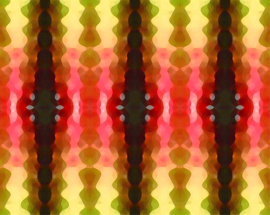 Cactus Vibrations 2 Painting