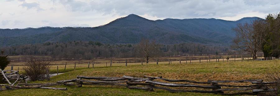 Cade Photograph - Cades Cove - Smoky Mountain National Park by Christopher Gaston