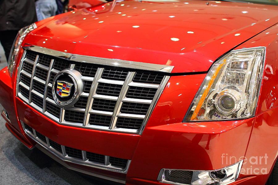 Cadillac . 7d9561 Photograph
