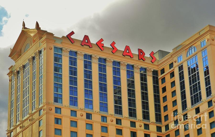 Caesars Hotel Photograph
